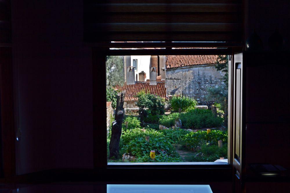 pencereden