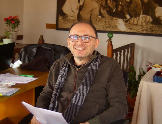 11.Toplantı Ali Turan